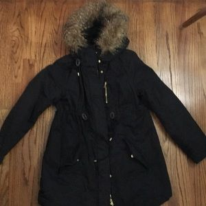 Warm H&M Maternity Jacket